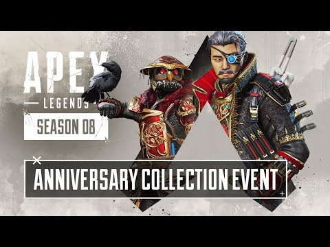 LIVE Apex Legends | MALAYSIA | PS4 | Season 8 - Anniversary Collection Event