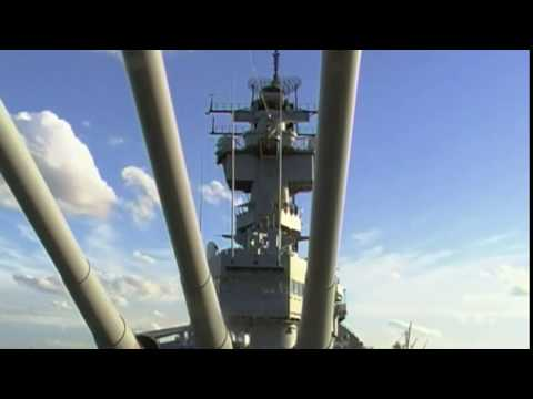 Battleship New Jersey Horn
