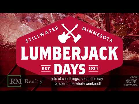 RM REALTY // Lumberjack Days, Stillwater, MN : RM For Fun On The River : RM For Community Events
