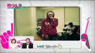 110824 Mnet.Idol Chart Show  (No.3 T.O.P (BigBang) 최승현)