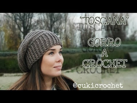 Download Video Boina Caída Unisex A Crochet - Todas Las Tallas Mp4 ... 52a13486d58