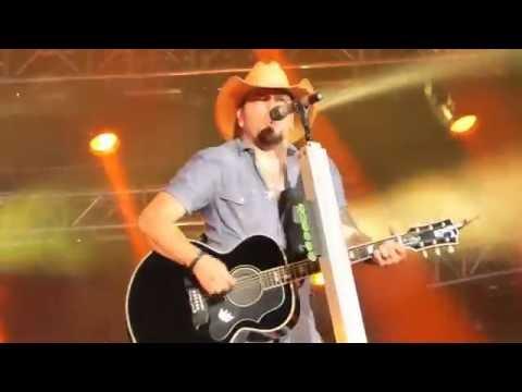 Jason Aldean - Just Gettin' Started LIVE Corpus Christi 5/14/15