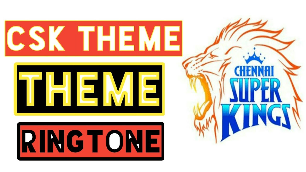 CSK Theme Phone Ringtone | Ft  IPL, CSK | Download Link in Description |  FilkerMakers FM