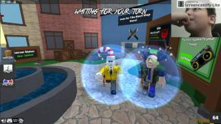 ROBLOX MURDER MYSTERY SHERIFF CRINGLEY IS IN TOWN