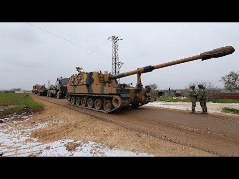 Турция заявила о нейтрализации 63 сирийских военных в Идлибе