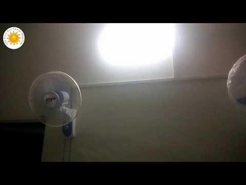 solar system installation in Urdu Hindi video 12 (Solar System at Night )