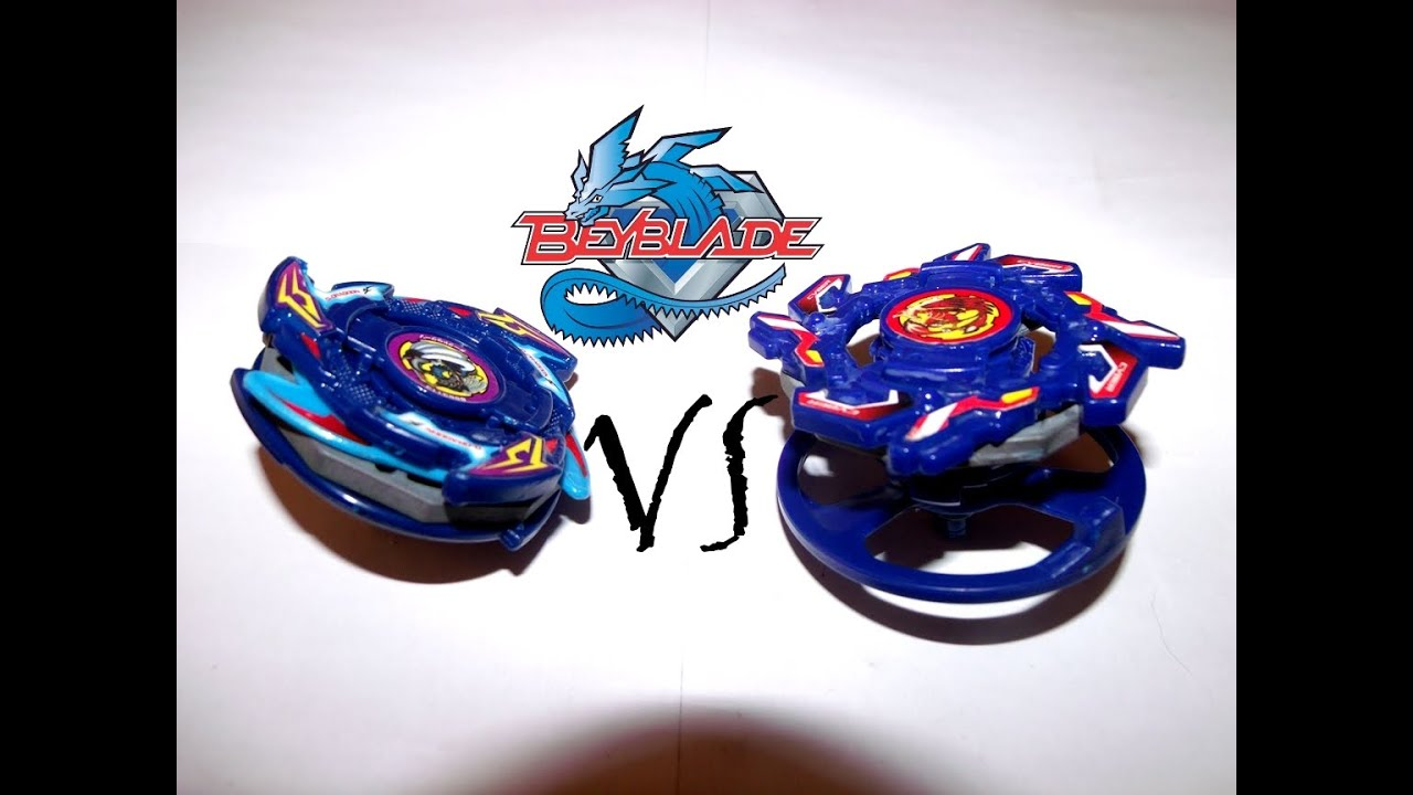 Beyblade Sb Dark Dragoon Vs Cyber Dragoon First On Youtube