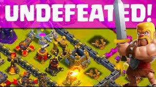 CLASH OF CLANS | INDIA's 1st CLAN WITH LONGEST WAR WIN STREAK {74 WARS WIN IN A ROW}