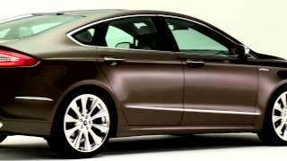 Ford Mondeo Vignale Concept 2013 Videos