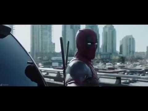 Download Deadpool   Counting bullets HD