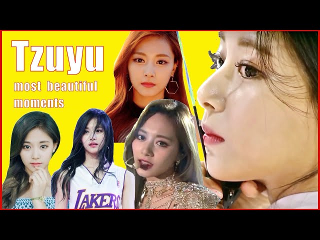 Twice Tzuyu most beautiful moments(HD)子瑜的驚人美貌場面