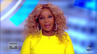 Mary J. Blige On Women In Music And Her New Show | The View