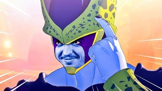 Cell Absorbed Me To Become Super Mega Perfect