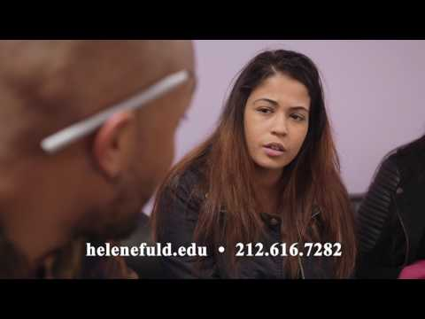 Helene Fuld College of Nursing Faculty Video Clip