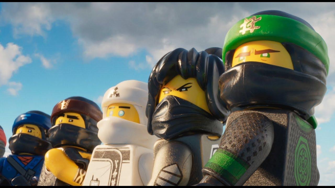 The Lego Ninjago Movie Behind The Bricks