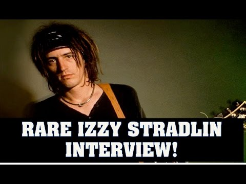 Guns N' Roses  Rare Izzy Stradlin Interview 2006