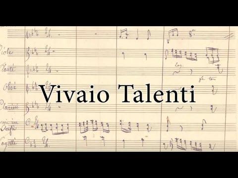 Vivaio Talenti