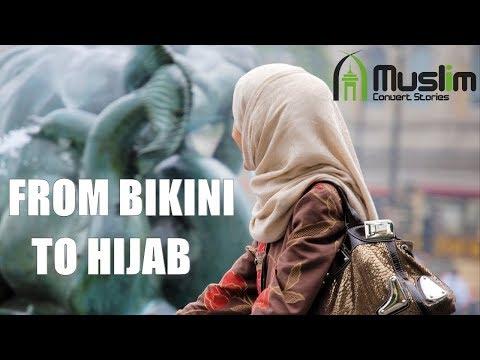 "My Convert Story To Islam   ""From Bikini To Hijab"" Sara Bokker Shares Her Amazing Journey!"