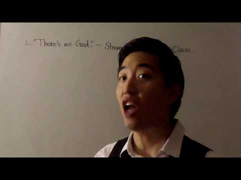 Why Christians Have More EVIDENCE than Atheists - Dr. Gene Kim