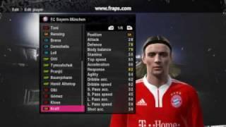 Pro Evolution Soccer 2010 bundesliga patch