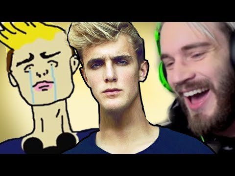 Thumbnail: DRAWING YOUTUBERS