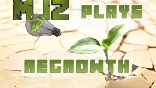 Minecraft: Let's Play Regrowth with Maxwelljonez Episode 1 - Warming up