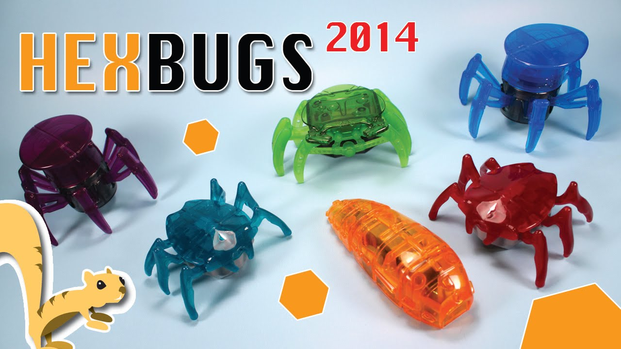Image gallery hex bug for Hex bugs fish