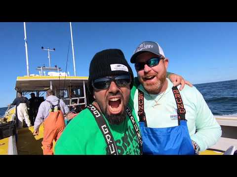 Jon And Glenn Bluefin Tuna Trip Nova Scotia, Canada 2018