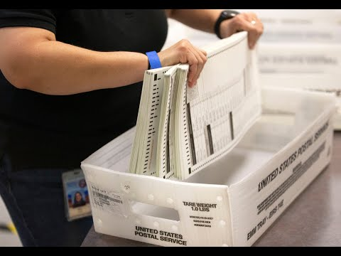 Here's how Maricopa County tabulates roughly 600,000 ballots that remain to be counted