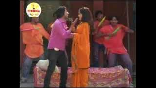 Holi Special New Bhojpuri Sexy Hot Romantic Video Song Of 2012 Sautali Le Ke Belan