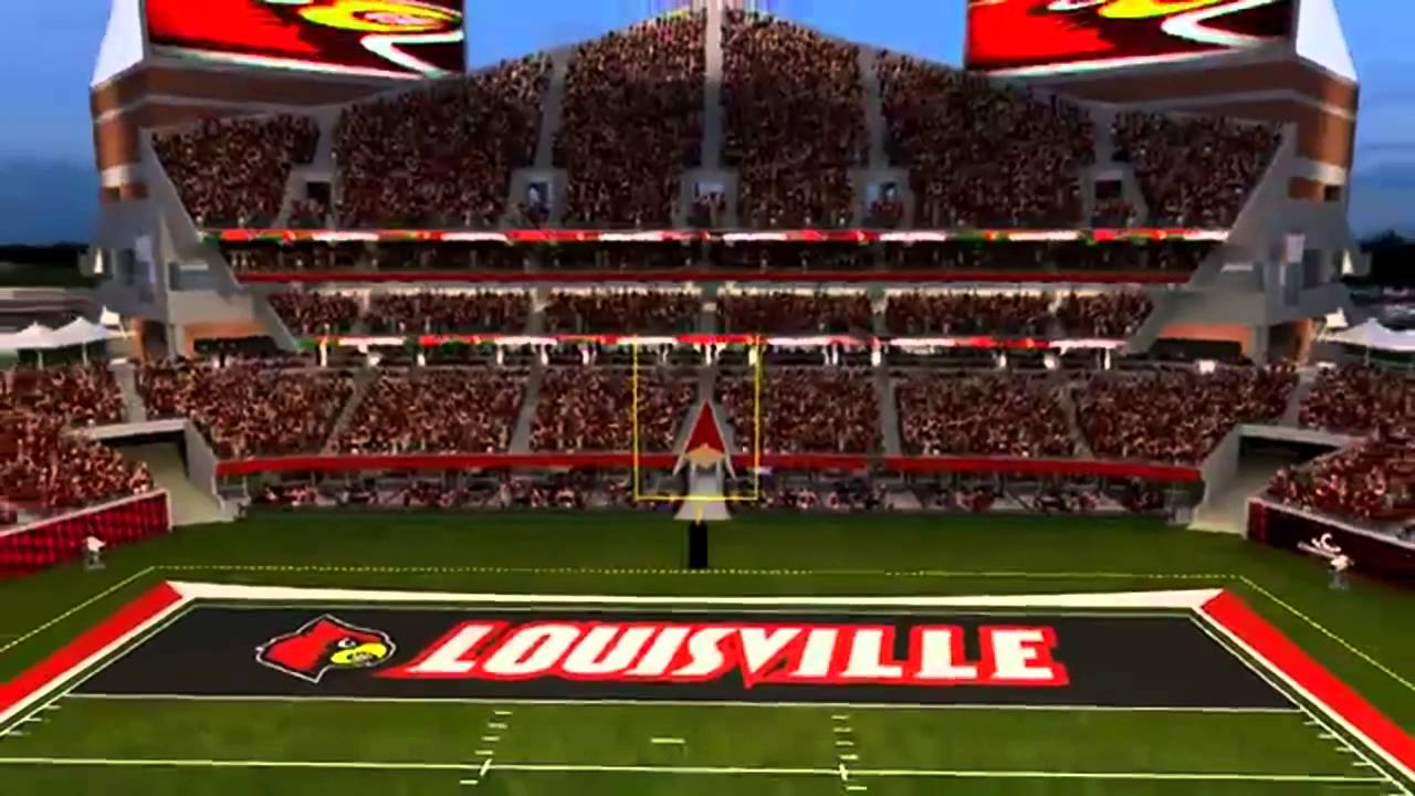 Louisville Cardinal Football PJCS Expansion Campaign - YouTube
