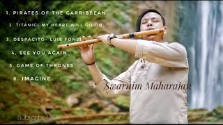 Best Flutist Ever | Swarnim Maharjan Best Flute Songs Compilation 2020 Latest| Relaxing|Satisfying