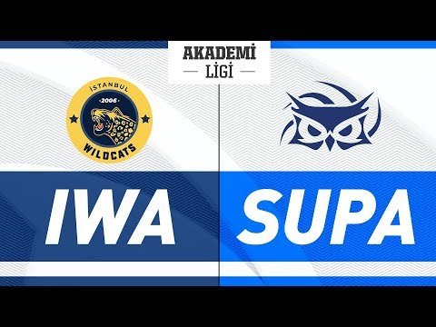 VOD: IWA vs SUPA - TCA 2020 Winter R.1