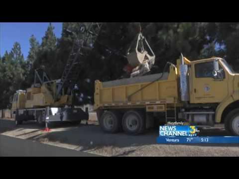 Storm drill prepares public works for rainy season