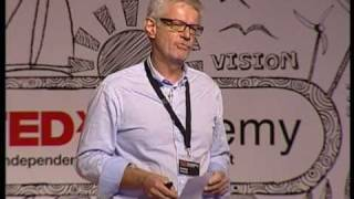 TEDxAcademy - Aristos Doxiadis