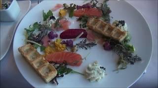 Осенний парижский VLOG – 3/Вечер в ресторане « Ciel de Paris »
