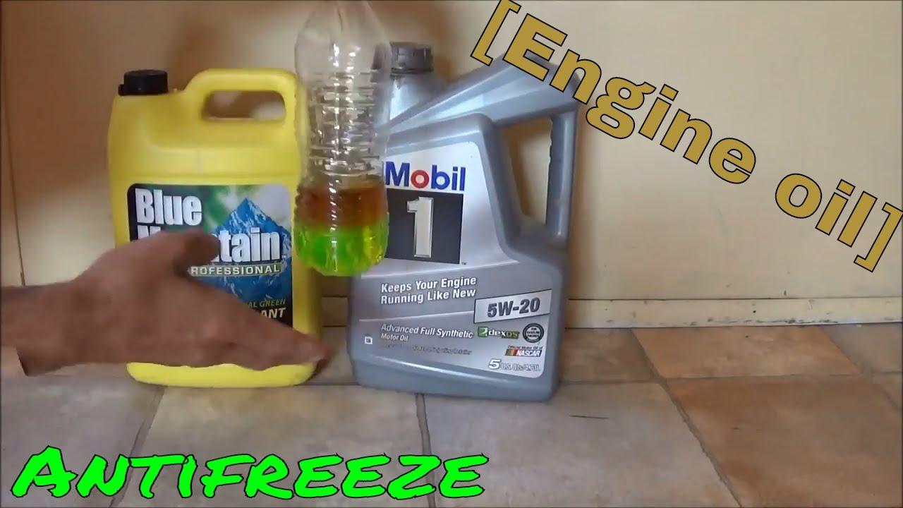 Can I mix antifreeze 39
