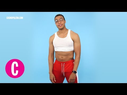 Clueless Guys Try Out Justin Bieber's Style | Cosmopolitan