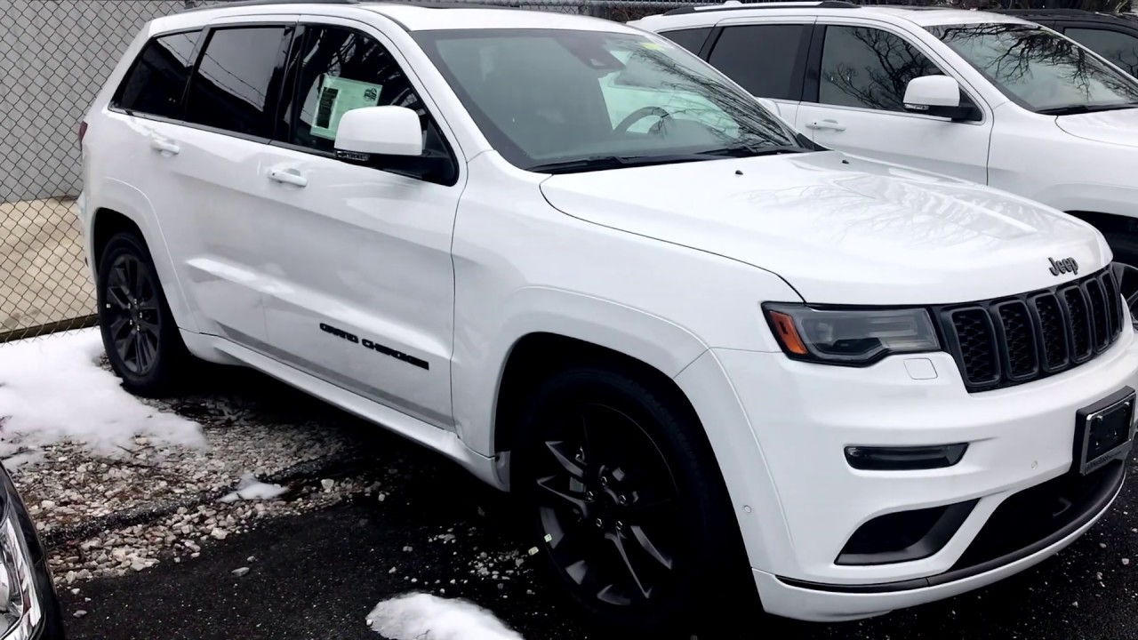 2019 Jeep Grand Cherokee Altitude Vs High Altitude 10k In