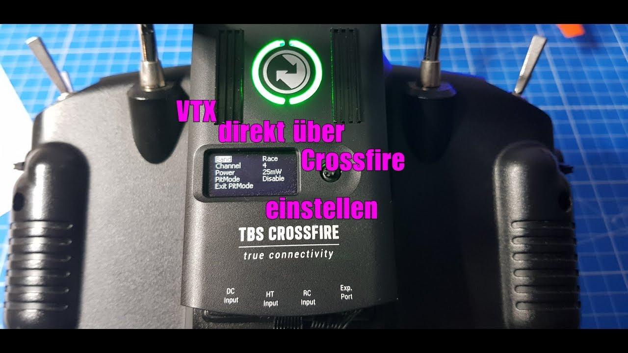 TX TBS Crossfire Diamond Antenne von IBCrazy