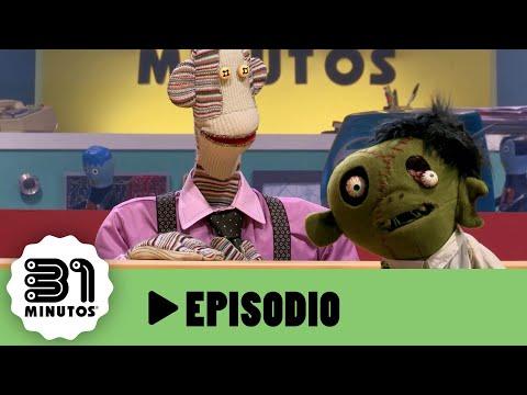 31 minutos - Episodio 4*10 - El mayordomo