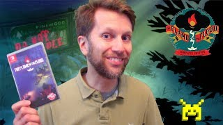 Unboxing The Flame in the Flood (Nintendo Switch) from Super Rare Games