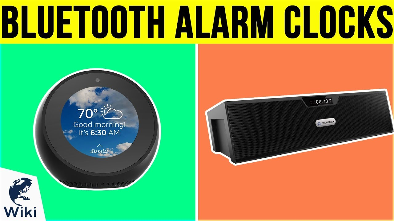 Top 10 Bluetooth Alarm Clocks of 2019 | Video Review