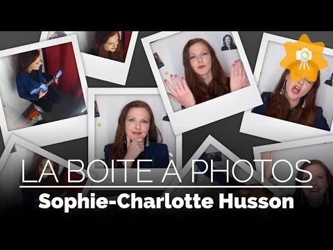 SophieCharlotte Husson imite Grégory Fitoussi
