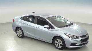 182208 - New, 2018, Chevrolet Cruze, LS, Blue, Test Drive, Review, For Sale -