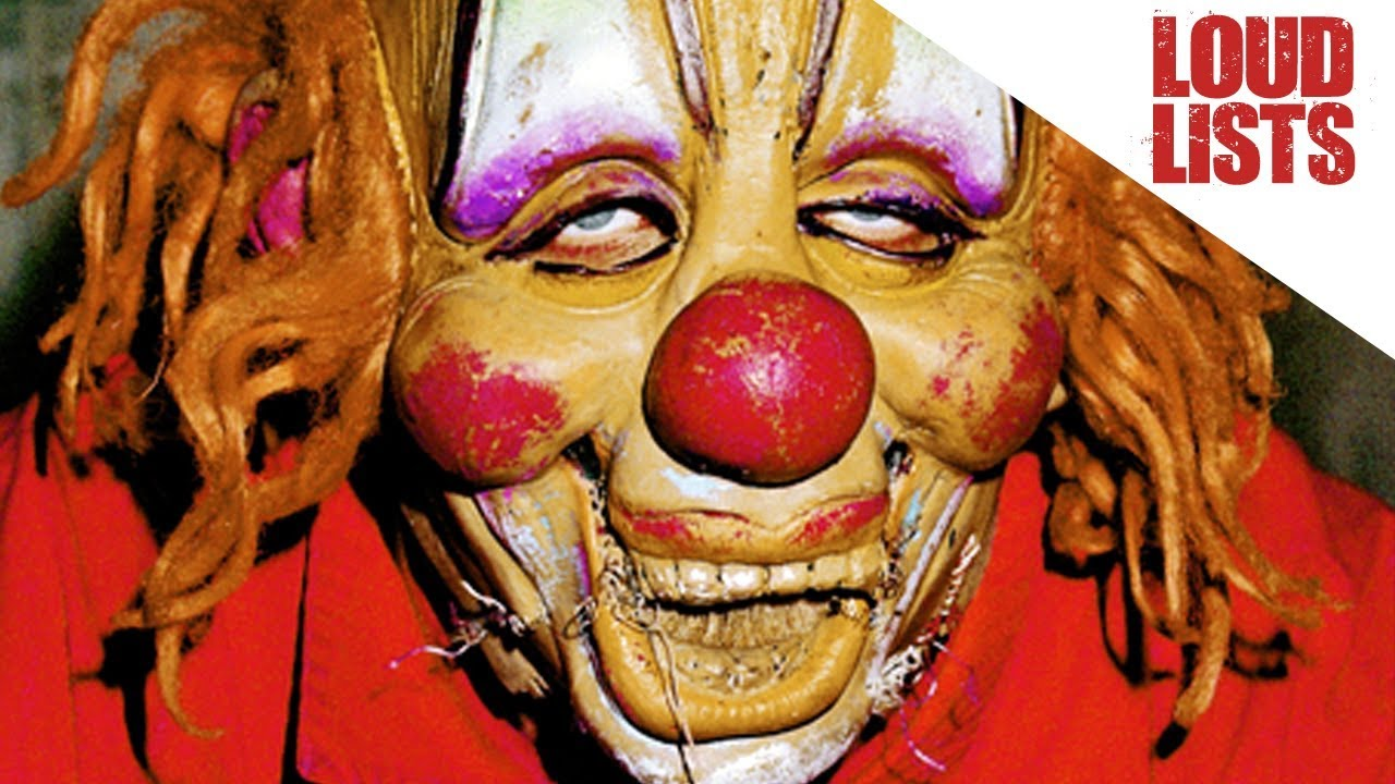 Image Clown 10 unforgettable shawn 'clown' crahan slipknot moments - youtube