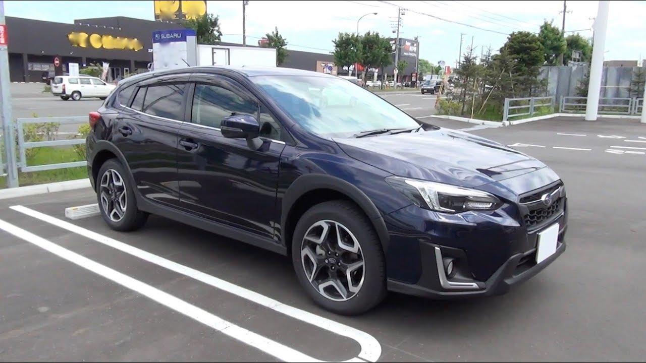 2017 New Subaru Xv 2 0i S Eyesight Awd Exterior