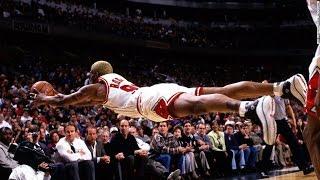 [NBAデニス・ロッドマン] 最強のディフェンスで暴れまくった男