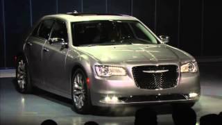 2015 Chrysler 300 Unveiling-2014 LA Auto Show