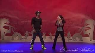 Madhuri & Remo dance to 'Badtameez Dil!'